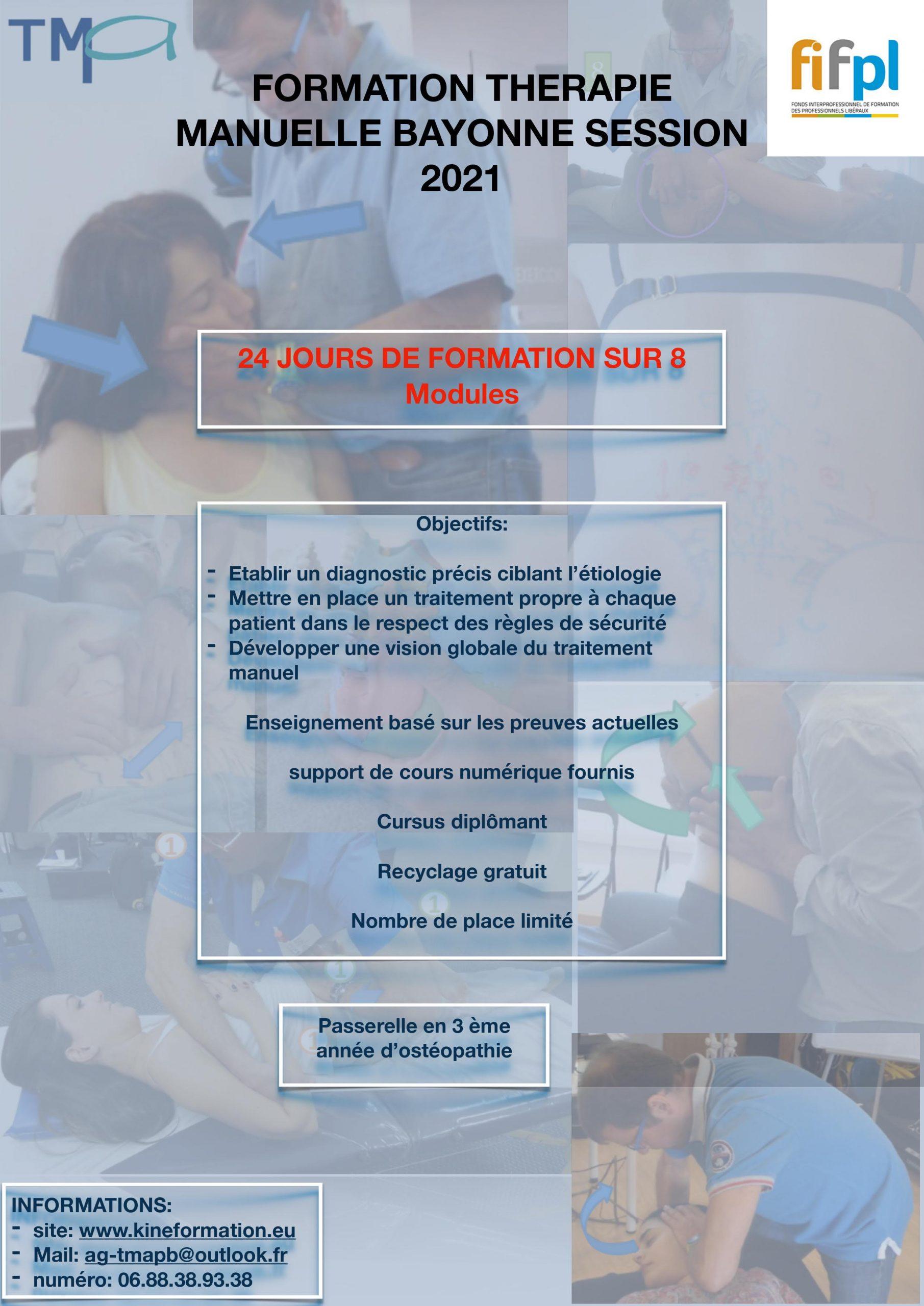 Pub TMA Bayonne 2020