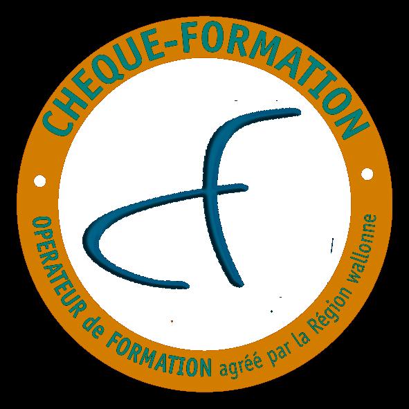 Chèque-Formation : Opérateur de formation agréé par la Région wallonne.